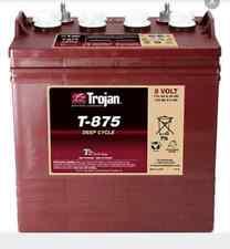 NEW Trojan T-875 8V 8 Volt Golf Cart Battery battery RV marine ( solar deep )