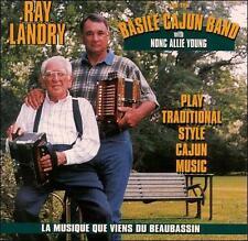 New: Ray  Landry & Basile Cajun Band: Play Traditional Style Cajun B  Audio Cass