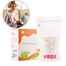 Mum Pump Baby Food Storage Feeding Tool Freezer Pack Breast Milk Bag