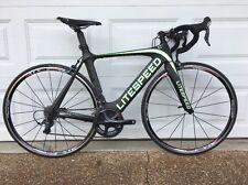 Litespeed C1 Ultegra Carbon Aero Road Bike Medium 54cm