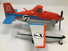 Disney Planes Fire & Rescue Pontoon Dusty Talking Spinning Propeller