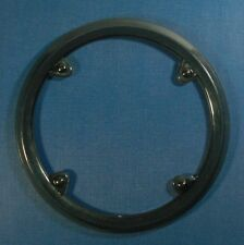 Bike Chainring Chain Guard, 42T, 97mm/107mm BCD 4 bolts, NEW-I