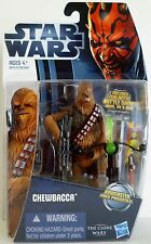 CHEWBACCA Star Wars TPM The Clone Wars Action Figure #CW9 2012