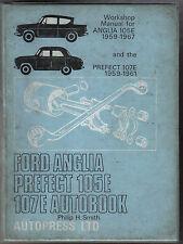 FORD Anglia 105e 1959-67 & prefetto 107E 1959-61 autobook Workshop Manual