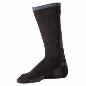 Sealskinz Waterproof Black Socks - For dry feet!