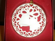 Lenox Pierced Jingle Bells Ornament New In Box