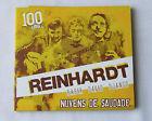 100 ans de REINHARDT(Babik,Django,David) Nuvens de saudade CD gypsy jazz MINT