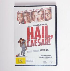 Hail Caesar Movie DVD Region 4 AUS Free Postage - Comedy