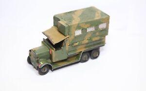 Dinky 151b 6 Wheeled Covered Wagon - Nice Vintage Code 3 Model