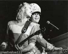 ELTON JOHN + DAVEY JOHNSTONE PHOTO 1982 UNIQUE UNRELEASED IMAGE EXCLUSIVE GEM