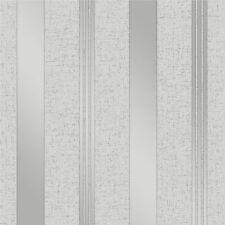 QUARTZ STRIPE WALLPAPER SILVER - FINE DECOR FD41967 GLITTER