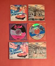 Road Avenger - Thunderhawk - PACK 2 JUEGOS  SEGA MEGA CD - USADO BUEN ESTADO