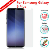 Real Tempered Glass Screen Protector HD Clear Film For Samsung Galaxy S9 Plus