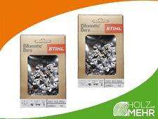 2 stucco Originale Stihl RAPID duro CATENA 26rd3 325 1,6 mm 37cm (3667 000 0062) NUOVO