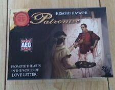 Patronize Card Game (Love Letter) AEG