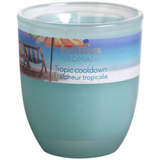 6 Duftgläser Tropic Cooldown 80x70 mm Bolsius Aromatic Duftkerzen Duftglas