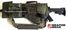 Tactical Rifle Scabbard Gun Case Pistol & Mag Pouch Included OD Green + Gifts