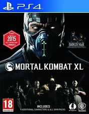 Mortal Kombat XL Videogame pour sony ps4 Console NEUF scellé