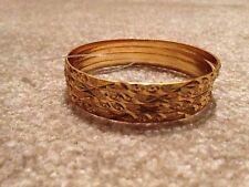 Nueva Pulsera Brazalete Kada brazaletes de oro talla 2.4