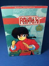 Ranma 1/2 18 Episodes Season 1 Box Set (DVD 4 Discs) G1882-67-011