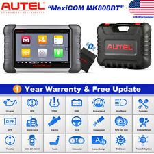 Autel MaxiCom MK808BT OBD2 Car Diagnostic Code Scanner MD808 MD806 MaxiCheck PRO