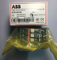 1PC NEW For ABB A16-40-00 220V Contactor