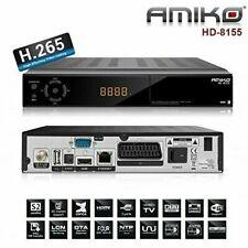 Amiko 8155 Full HD | Sat Receiver | HDMI & SCART | LAN