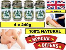4x240g natural Hair Removal Soft Waxing Paste CAMSAKIZI AGDA organic epilation