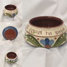 Torquay Pottery Small Sugar Bowl - MOTTO Ware