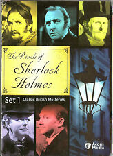 Rivals Of Sherlock Holmes Volume 1 (Complete 1st Season) New/Sealed Region 1