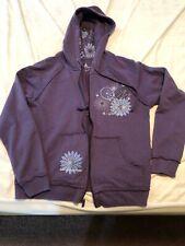 Disney Size Womens Small Hoodie Tinkerbell Purple