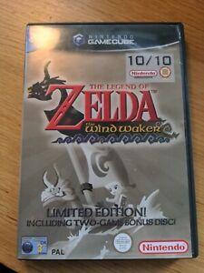 The Legend of Zelda: Wind Waker - Case Only (Gamecube, PAL)