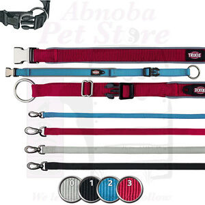 Experience Reflective Fully Adjustable Padded Collar high-quality Lead Dog Leads