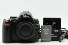 Nikon D5000 12.3MP Digital SLR Camera Body                                  #545