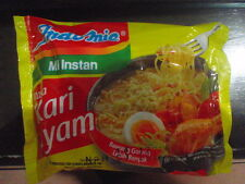 24 pcs Indomie noodle mie instant rasa Kari Ayam. Indonesian chicken curry taste