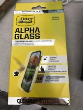 OtterBox Alpha Glass Tempered Screen Protector for Apple iPhone X & XS - Clear