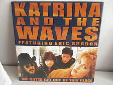 KATRINA & THE WAVES feat ERIC BURDON We gotta get out of this place 38727
