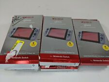 (14) ZAGG Invisible Shield Glass Full Screen Protector For Nintendo Switch, READ