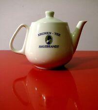 KRONEN-TEE HAUSBRANDT Trieste TEIERA BAR PORCELLANA Vintage Teapot