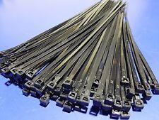 Kabelbinder schwarz 1000 St 200x4,8 mm 200 x 4,8 mm Industriequalität