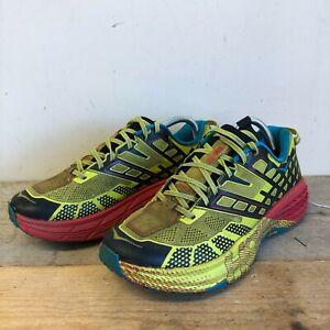 Hoka One One Speedgoat 2 M Trail Running Shoes - UK9 EU 43.5 US 9.5 Sports Used