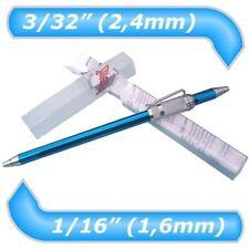 "STILO TIG Welding Tungsten Electrode Grinding Sharpening Tool 1/16"" -3/32"" Italy"