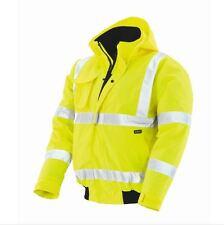Warnschutz Pilotenjacke WHISTLER Arbeitsjacke TEXXOR leuchtgelb, Größe XL
