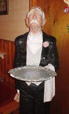 MARBLE 14/129 JACK DOWD BUTLER SCULPTURE NEMACOLIN WOODLANDS RESORT