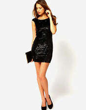 ASOS Sleeveless Sequin Dresses for Women