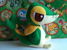 Pokemon Plush Snivy Stuffed Electronic Motion moves Dancing Doll Tomy Takara toy