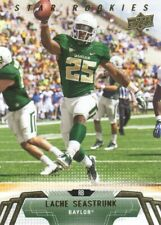 2014 Upper Deck Football #56 Lache Seastrunk Baylor Bears