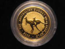 "MDS AUSTRALIEN 5 DOLLARS 2000 ""THE AUSTRALIAN NUGGET"", GOLD"