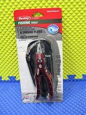 """Berkley Classics Fishing Tools 7"""" Precision Grip Aluminum Pliers BT7AP 1205469"""