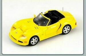 SPARK - 1:43 MARCOS LM 500 CONVERTIBLE 1996 YELLOW - S0787
